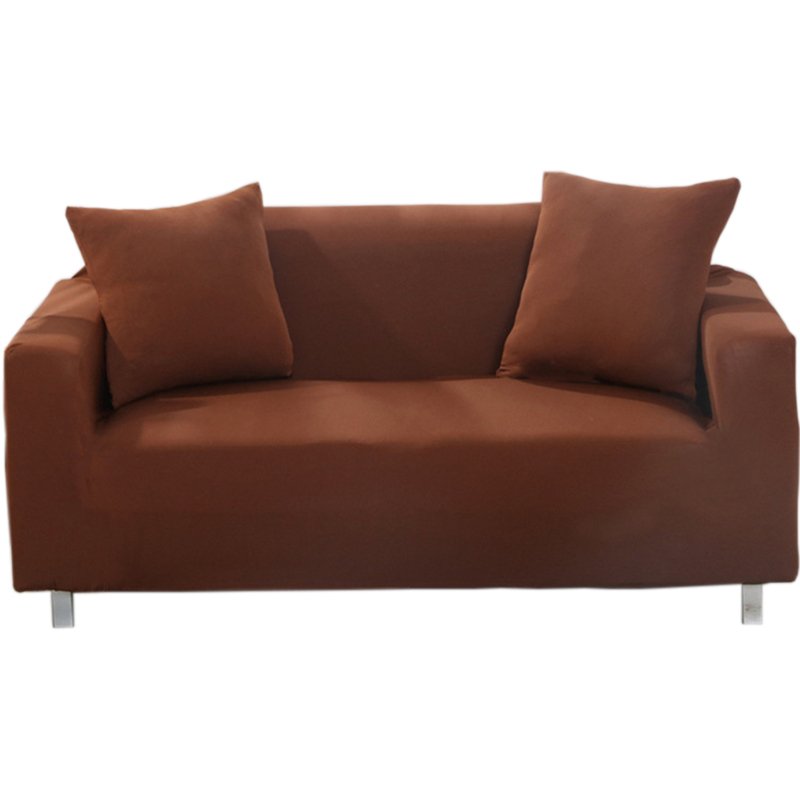 Coffee Covers On The Sofa Armchairs Couch Cover Fabric Slipcover Elastic Corner  Sofa Cover L Shaped
