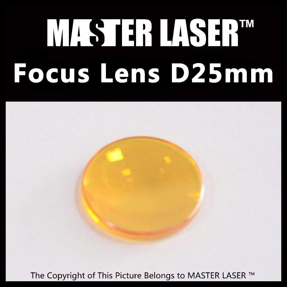 USA Material CO2 Laser Engraver Engraving Cutting Focus Lens Diameter Lens Laser CO2 19mm 20mm 25mm 25.4mm free shipping cn znse co2 laser focus lens diameter 20mm focal length 101 6mm for co2 laser cutting and engraving machine