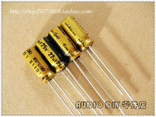 2018 hot sale 30PCS Electrolytic capacitor for FG series 22uF/25V audio free shipping