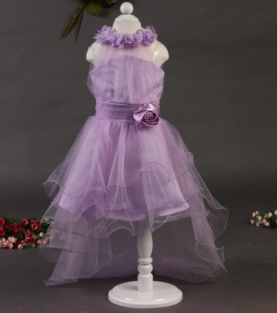 Kleine mädchen sommer prinzessin hochzeit tulle kleid kleinkind ...
