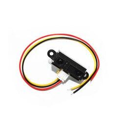 10-80 см инфракрасный ИК-диапазон Сенсор GP2Y0A21YK0F с кабелем