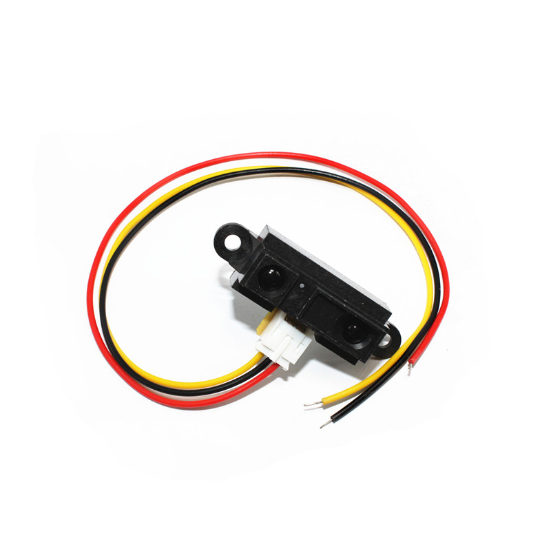 10-80cm Infrared  IR Range Sensor GP2Y0A21YK0F With Cable