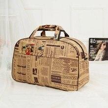 Men Travel Bag Fashion Casual Waterproof Oxford Travel Bags Canvas Luggage Handbags 2017 New Travel Bag