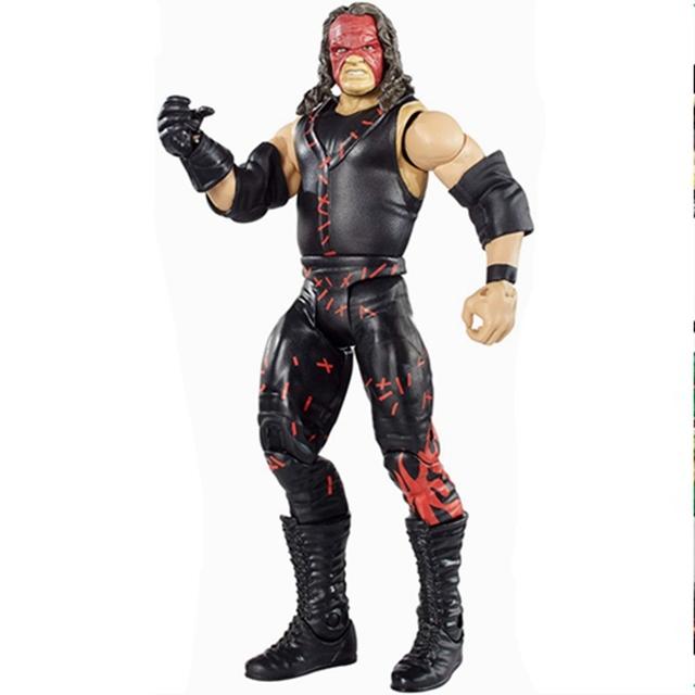 Wrestling Wrestler Kane Action Figure Toy Doll Figurine Model Gift