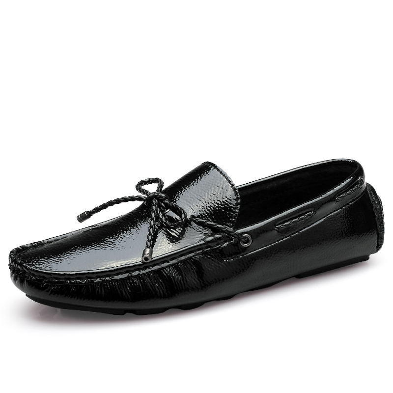 Mens Casual Loafer BLACK