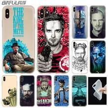 Breaking Bad Cover Case Silicone soft for iPhone X 11 Pro XS Max XR 6 6S 7 8 Plus 4 5S SE Phone Cases TeleFoonhoesjes Etui
