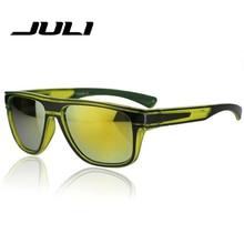 JULI Nuevo Hombre Clásico Colorido de Gafas de Sol Masculino Gafas de Sol de Las Mujeres Gafas de Sol gafas de sol Gafa 9199C