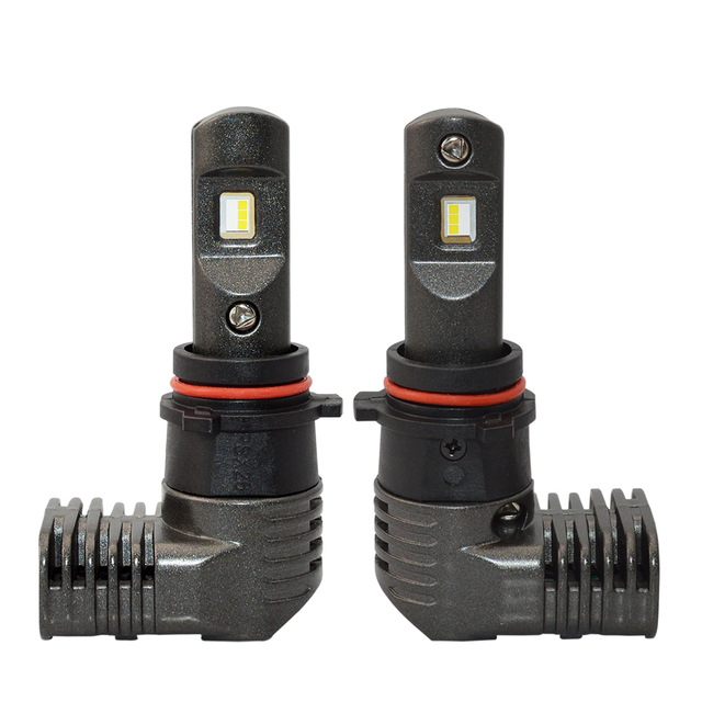 P10 Car Led Headlight Bulb Headlamp 6500k Auto Lamps PSX26W PSX24W P13W HB4 H8 D1 9012 9012 H7 HB3 PBW 360 degrees adjustable