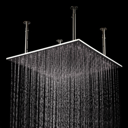 50 50 cm rainfall head shower ceiling shower heads bathroom polished 304 sus showerhead massage brushed.jpg 250x250