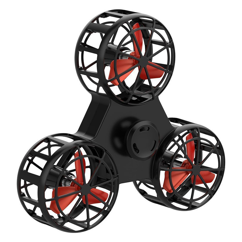 Kids Mini Fidget Spinner Hand Fly Spinning Top Autism Anxiety Stress Pressure Release Toys Great Funny Gift For Children