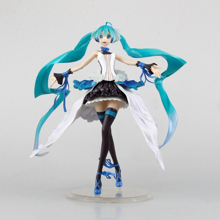 Hatsune Miku SEVEN DRAGON 2020 Type PVC Action Figure Collection Figure Toy With Retail Box