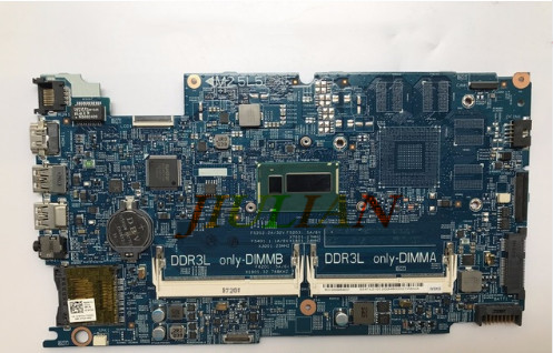 Placa, Motherboard 48.47L01.021 For Dell Inspiron 15 7537 Laptop Motherboard CN-0C8YDH 0C8YDH C8YDH With I7-4500U