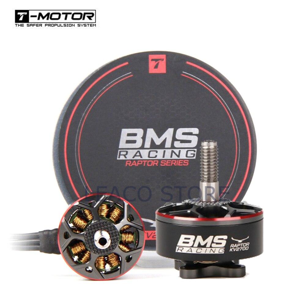 T Motor BMS 2207 2700KV 2000KV Brushless Motor Raptor Series Thomas Bitmatta World Champion Brushless Motors