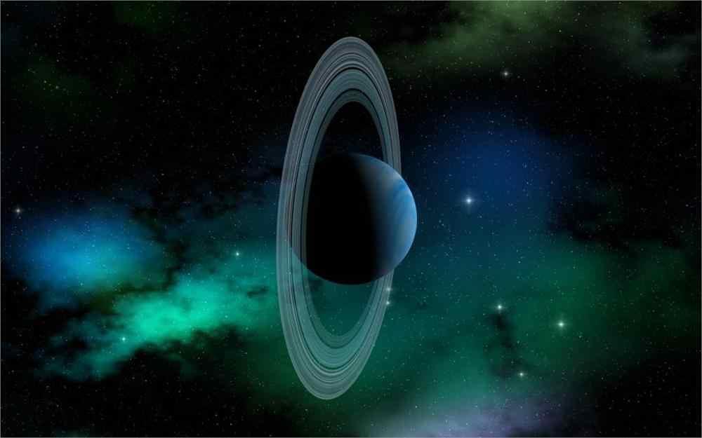 2 X Posavasos De Vidrio-anillos de Saturno Planeta Espacio NASA Galaxy Hogar Regalo #24149