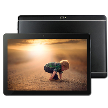 2019 Free Shipping 10 inch Kid 3G Phone High capacity tablet PC Android 8.0 Quad Core RAM 2GB ROM 16GB 32GB 64GB IPS tablets pcs
