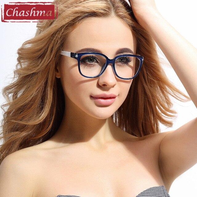 Chashma TR 90 Óculos Retro Quadro Mulheres Moda Vidros Ópticos Quadros de  Miopia Femininos Quadro Óculos b35da76125