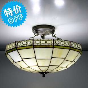 Tiffany Baroque Stained Glass Suspended Luminaire E27 110-240V Chain Pendant lights Lighting Lamps for Home Parlor Dining Room tiffany baroque sunflower stained glass iron mermaid wall lamp indoor bedside lamps wall lights for home ac 110v 220v e27