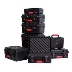 Многофункциональная защитная коробка для инструментов влагостойкая коробка Водонепроницаемая коробка оборудование коробка для инструме...