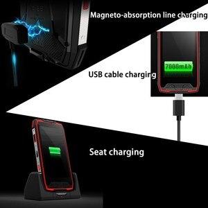 Image 5 - 征服 S11 7000 2600mah IP68 防水耐衝撃 4 3g スマートフォン 6 ギガバイト + 128 ギガバイト nfc otg 携帯電話アンドロイド 7.0 頑丈な携帯電話