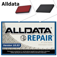 Auto repair software alldata 10.53 ALL DATA Car repair data software with 750gb HDD work for most car Vehicles alldata software 2017 carprog dhl free car prog full v9 31 programmer repair tools mian unit with 21 full adapters with all software activated