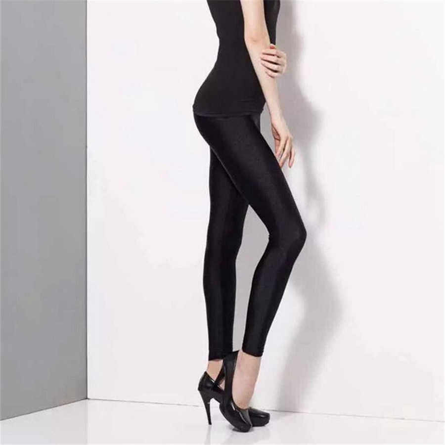 1c8bc43c4f ... yuqung Lycra spandex shinny leggings leggins panty hosesocks for ballet  dancing legging women Elastic Body Shaper ...