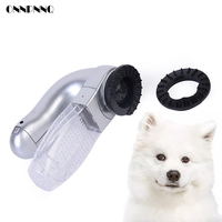 New Electric Pet Removal Hair Device Portable Pet Vacuum Cleaner For Dog Cat Small Animal Massage