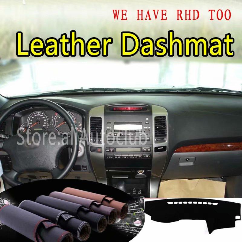 CHARCOAL GREY fits 2003-2007  LEXUS  LX470  DASH COVER MAT DASHBOARD PAD