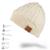 Nuevo auricular inalámbrico bluetooth sombrero casquillo caliente sombreros de invierno de punto bluetooth reproductor de música para auriculares de cabeza de la moda de regalo