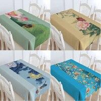 Original Tablecloths Linen Table Cloth Tablecloth Tablecloth Rectangular Rectangular Dining Table