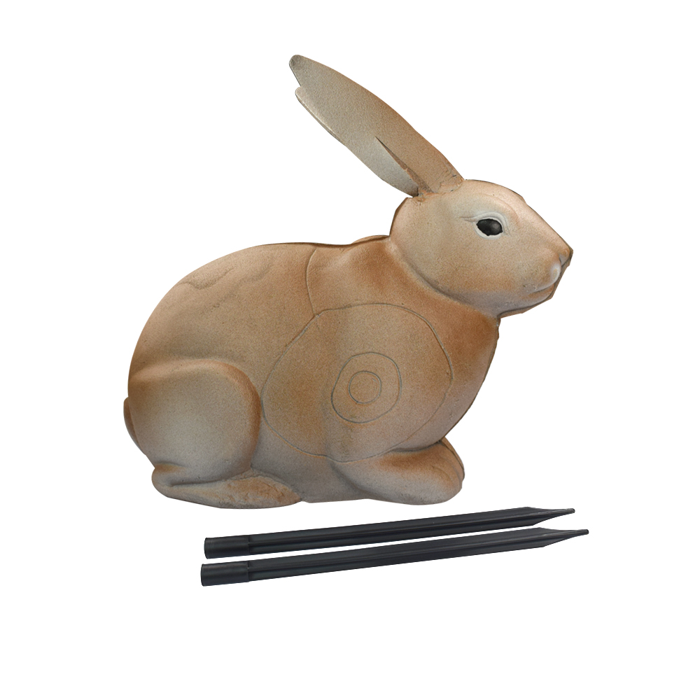 Shooting Rabbits In Colorado: Archery 3D Rabbit Target XPE High Density Self Healing