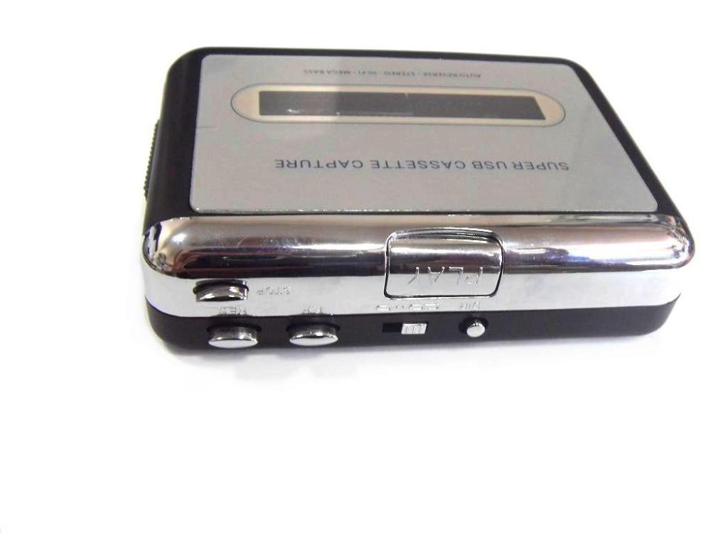 kassetimängija USB-kassett MP3-muunduriga Capture-heli - Kodu audio ja video - Foto 2