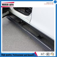High quality aluminium alloy Automatic scaling Electric pedal side step running board for CX 5 CX5 13 14 2015 2016 2017 2018