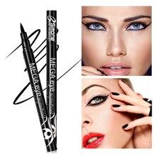 1 шт. черный карандаш для глаз водостойкая ручка быстросохнущая долговечная жидкая подводка для глаз гладкие инструменты для макияжа TSLM2