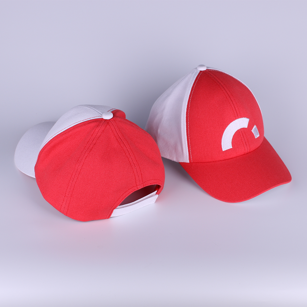 Anime Pocket Monster Cosplay Costumes Caps Pokemon Caps Baseball Ash Ketchum Halloween Party Prop (21)