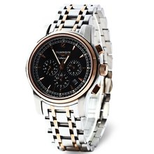 GUANQIN GJ16003 Water Resistance Men Japan Fashionable Quartz Watch Stainless Steel Strap Working Sub dials