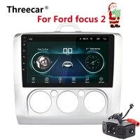 2din Android 8,1 автомобильный Радио дюймов 9 дюймов gps навигация Bluetooth стерео Мультимедийный плеер авторадио для 2011 2005 Ford Focus Авторадио
