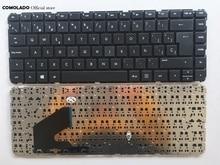 SP Spanish keyboard For HP 14B 14-B000 14-B100 14-C000 US Black Laptop Keyboard SP Layout
