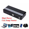 Emergency 12V Petrol Diese 14000mAh Car Jump Starter 2USB Power Bank SOS Lights 700A Peak Car Battery Starter Free Ship
