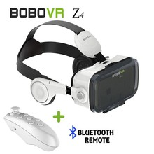 Original BOBOVR Z4 bobo vr Z4 Mini goggles cardboard Headset VR Box Virtual Reality googles 3D Glasses For 4.0-6.0″ smartphone