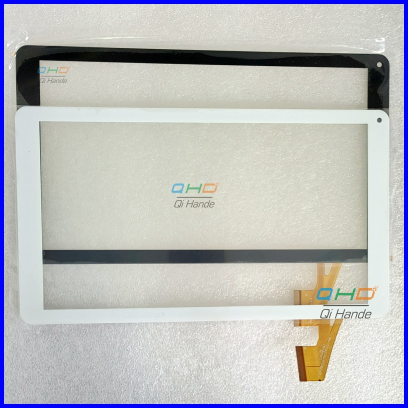 New 10.1'' inch Touch Screen Digitizer For DH-1012A2-PG-FPC062-V5.0 Tablet External Touch Panel Sensor Free Shipping 9 inch touch screen gt90bh8016 mf 289 090f dh 0902a1 fpc03 02 ffpc lz1001090v02 hxs ydt1143 a1tablet digitizer glass panel