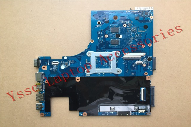 US $52 44 5% OFF Free Shipping New NM A281 motherboard For Lenovo G40 45  Laptop motherboard ( For AMD video card ) CPU For AMD A8 6410 Test OK-in