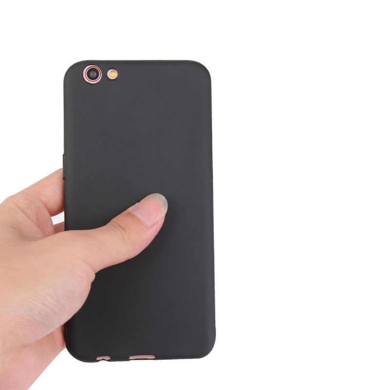 Doce Cor Caixa Do Telefone para OPPO A7 A7X k1 R15X R17 F9 Pro A5 A3S A3 F7 A1 R15 A83 a79 A75 A73 F5 F1S A71 F3 Plus A57 A39 Capa