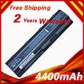 4400 мАч Аккумулятор для Ноутбука HP g62 HSTNN-Q61C HSTNN-Q63C HSTNN-Q64C HSTNN-CBOW HSTNN-I78C HSTNN-I79C HSTNN-I81C