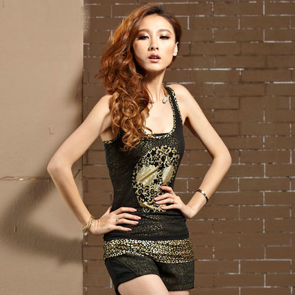 Free shipping Condole belt unlined upper garment Big yards  long sleeveless slim render condole belt vest female golden