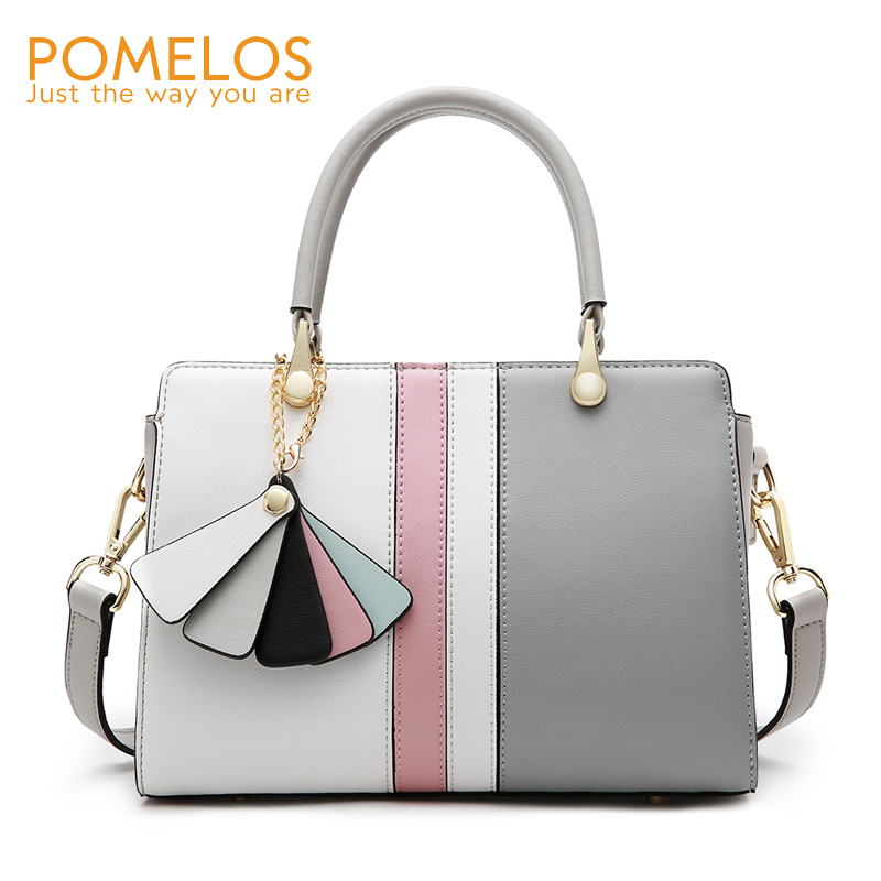POMELOS Women Bag Fashion Luxury Handbags Women Bags Designer Ladies' Genuine Leather Handbag Shoulder Bag Women Ladies Purse zooler women handbag elegant ol shoulder bag ladies cow leather handbags fashion corssbody bags designer genuine leather handbag