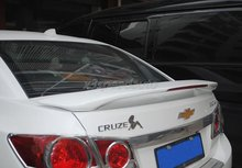 Racing Style! Unpaint ABS LED Wing/Spoiler for Cruze 2009 2010 2011