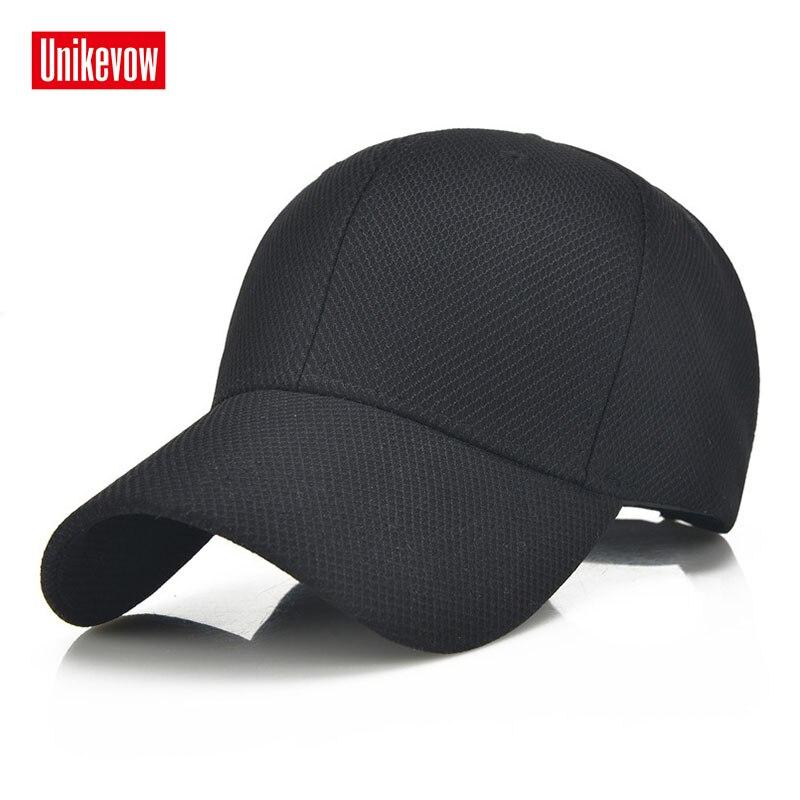 1piece Unisex   baseball     caps   motorcycle   cap   solid   cap   quick dry men women casual summer hat Mesh   cap   free shipping