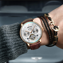 AILANG brand design diesel watch men diver automatic mechanical swiss gear