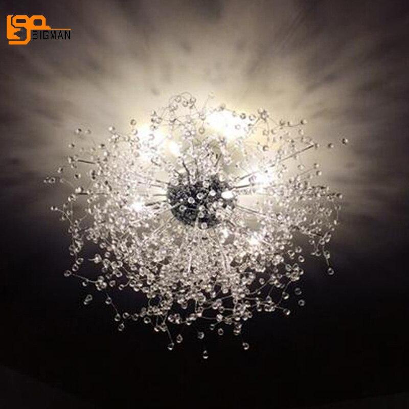 New Item Fancy Ceiling Light LED Lamp Modern Lamps For Living Room LightsAC110