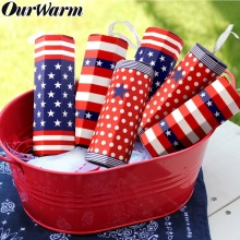 купить OurWarm 10pcs Firework Candy Boxes 4th of July Independance Day Candy Boxes Memorial Day Party Supplies Paper Firework дешево